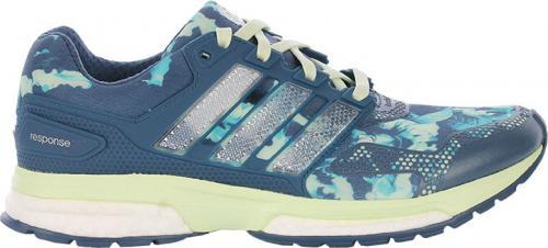 Adidas Buty do biegania Response Boost niebieskie r. 40 2/3 (AQ5045)