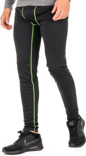MARTES Spodnie Męskie Velmo Black/Light Green r. L