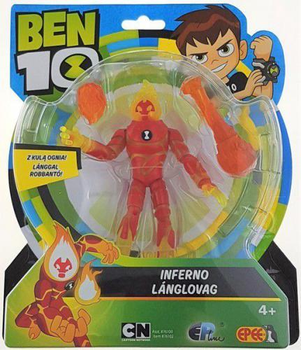 Epee Ben 10 Figurka podstawowa 13 cm Inferno (GXP-601199)