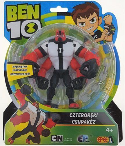 Epee Ben 10 Figurka podstawowa 13 cm Czteroręki (GXP-601201)
