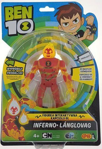 Epee Ben 10 Figurka deluxe 15 cm Inferno (GXP-601231)