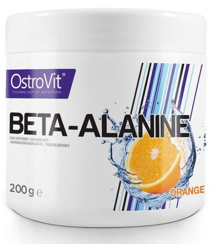 OstroVit Beta Alanine Pomarańcz 200g
