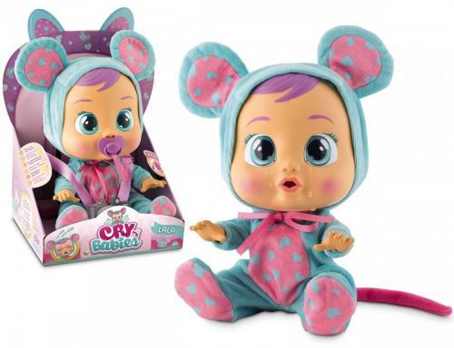Tm Toys Crybabies Lala Płaczący bobas (IMC 010581)