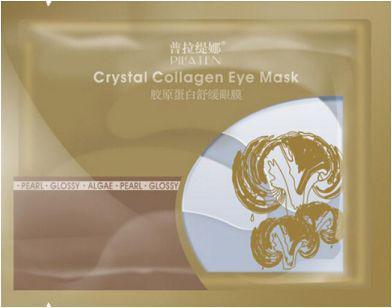 Pilaten Crystal Collagen Eye Mask krystaliczna kolagenowa maska pod oczy 6g