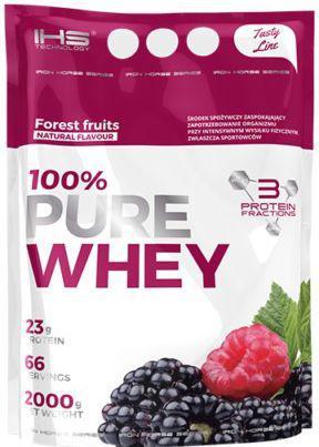 IHS Iron Horse 100% Pure Whey Owoce leśne 2000g