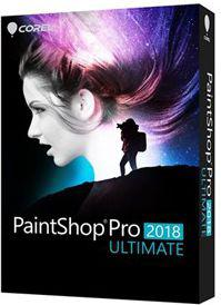 Corel PaintShop Pro 2018 ULTIMATE ML BOX (PSP2018ULMLMBEU)