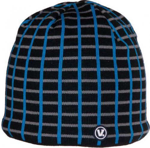 Viking Czapka Regular czarno-niebieska (210/16/0114)
