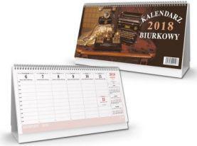 SAPT Kalendarz 2018 biurkowy poziomy (SB1)