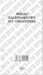 SAPT Wkład kalendarzowy do organizera (SD4)