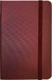 Incood Notes A6 96 kartek w linie burgund