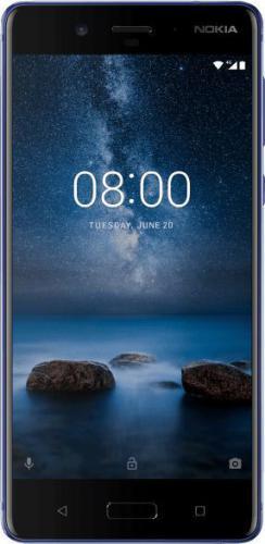 Smartfon Nokia 8 BLUE (11NB1L01A23)