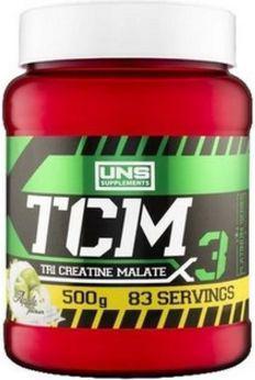 UNS Supplements TCM X3 Czarna porzeczka 500g
