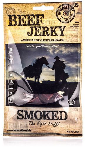 Beef Jerky Wędzony 50g