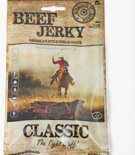 Beef Jerky Klasyczny 50g