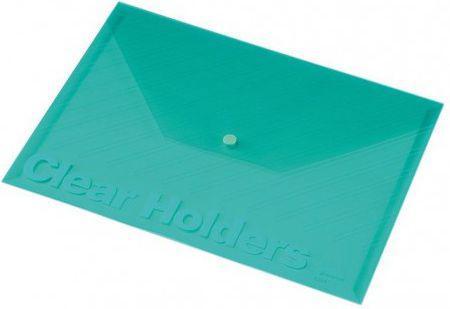 Panta Plast Koperta Focus A4 przezroczysta zielona (C330)