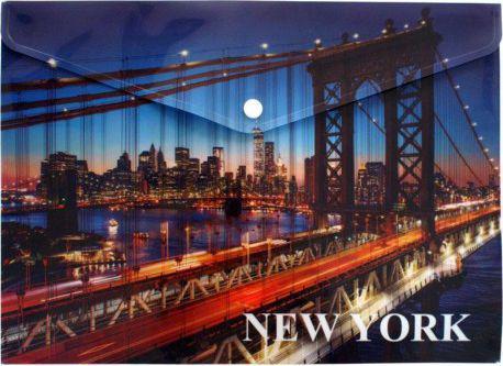 Panta Plast Koperta A5 na napę z nadrukiem New York
