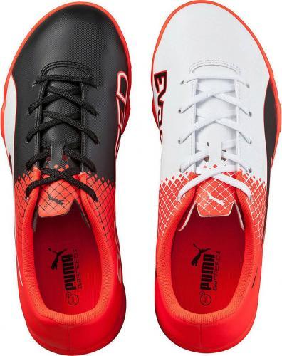de174d5404811 Puma Buty piłkarskie EVO SPEED 5.5 TT JR czarno-czerwone r. 38 (15806