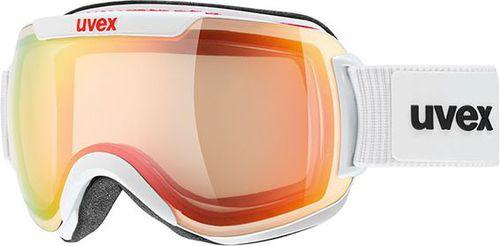 UVEX gogle Downhill 2000 VFM biało-pomarańczowe (55/0/110/1023/UNI)