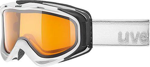 UVEX gogle narciarskie G.gl 300 LGL złoto-białe
