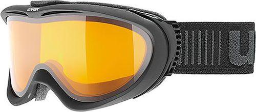 UVEX gogle narciarskie Comanche LGL pomarańczowo-czarne