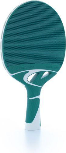 Cornilleau Rakietka do tenisa stołowego GRIP+ Tacteo 50 Outdoor Cornilleau zielony roz. uniw (455405)