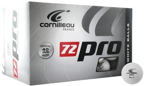 Cornilleau Piłeczki PRO białe 72 szt. - 320500