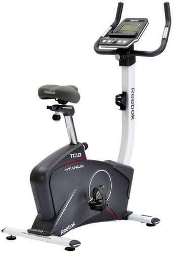 Reebok Rower treningowy magnetyczny Titanium TC 1.0 (RVTT-10101WH)