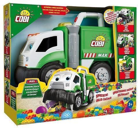 Cobi Dusty Truck Max Łakomczuch