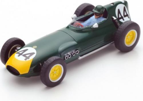 Spark Model Lotus 16 #44 Bruce Halford Monaco GP 1959 (GXP-604607)