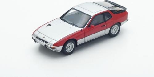 Spark Model Porsche 924 Turbo (2 ton colour red) (GXP-604007)