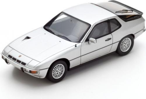 Spark Model Porsche 924 Turbo (silver) (GXP-604006)