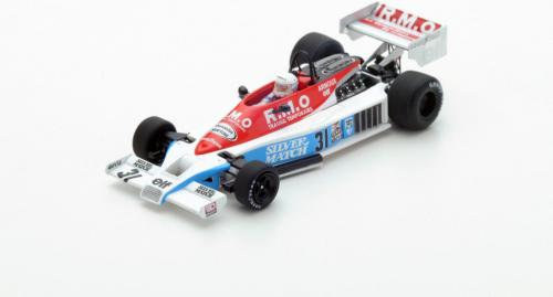 Spark Model Martini Mk23 #31 Rene Arnoux Dutch GP 1978 (GXP-604326)