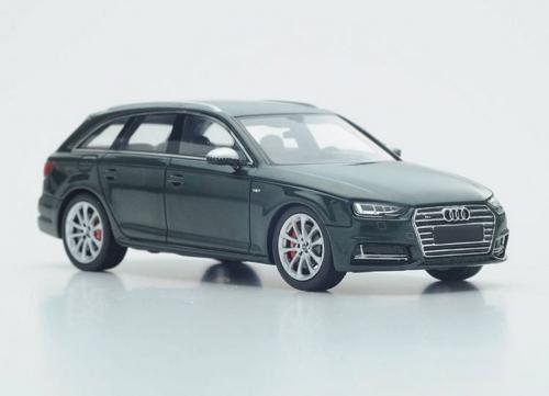 Spark Model Audi S4 Avant 2016 (black) (GXP-604332)