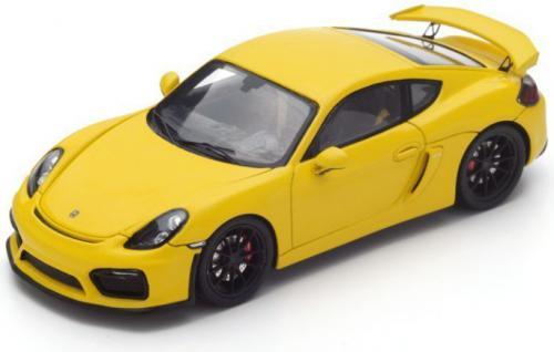 Spark Model Porsche Cayman GT4 2016 (GXP-604334)