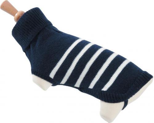 Zolux Sweterek z golfem MARINE T25 kol. niebieski
