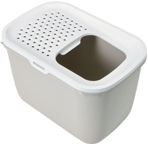 Savic Toaleta Dla Kota Hop-in Beżowa