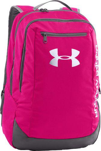 a20f5fa24990e Under Armour Plecak sportowy Hustle LDWR Backpack różowy (1273274-654)