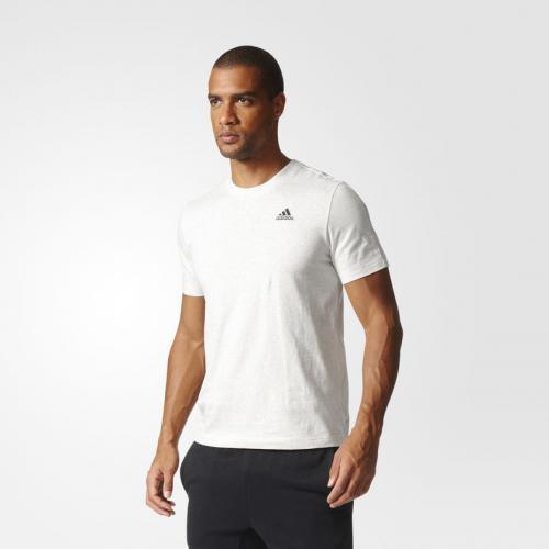 Adidas Koszulka męska T-shirt biała r. XXL (B47356)