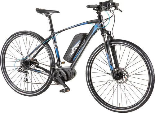 """inSPORTline Crossowy rower elektryczny Devron 28"""" model 2017 Rozmiar ramy 19"""""""