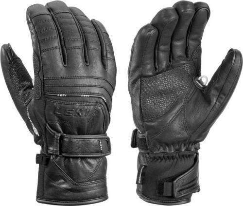 LEKI Rękawice Fuse S MF Touch czarne r. 8 (63482103080)