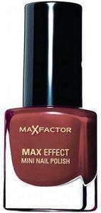 MAX FACTOR Max Effect Mini Nail Polish mini lakier do paznokci 62 Lady Scarlet  4.5ml