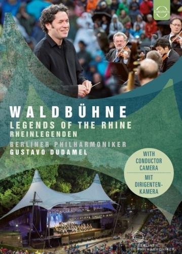Waldbühne 2017:Rheinlegenden