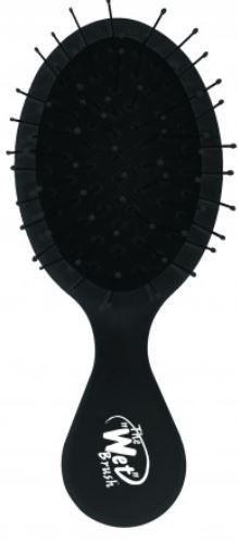 Wet Brush MINI Szczotka do włosów SQUIRT CLASSIC BLACK - Czarna ( B832W-BK )