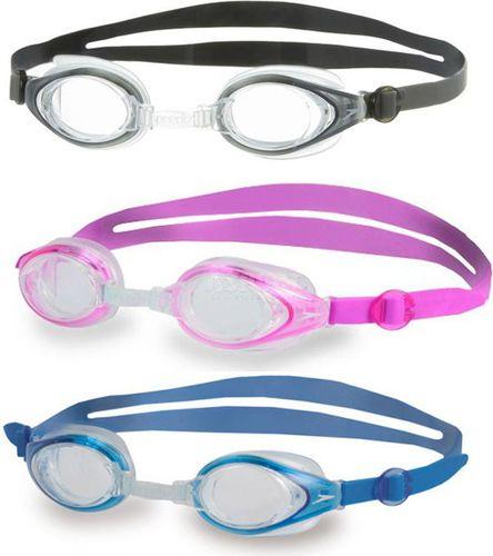 Speedo Okularki pływackie MARINER Junior różowe (8700747239*ONESZ)