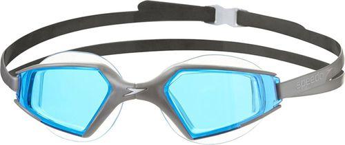 Speedo Okulary pływackie Aquapulse Max 2 niebiesko-szare r. uniwersalny (8-09796A259)