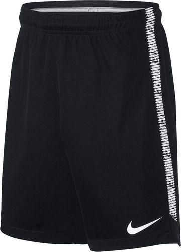 Nike Spodenki juniorskie B NK DRY SQD Short K czarne r. M (137-147cm) (859912)