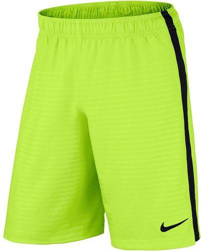 Nike Spodenki juniorskie Max Graphic Short żółte r. M (645924)