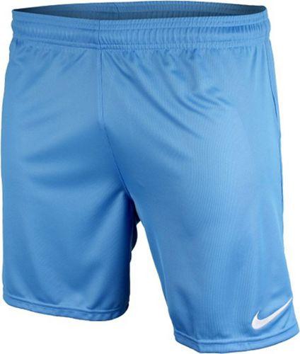 Nike Spodenki męskie Park niebieskie r. S