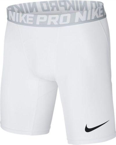 Nike Spodenki męskie M NP Short biały r. XXL (838061 100)