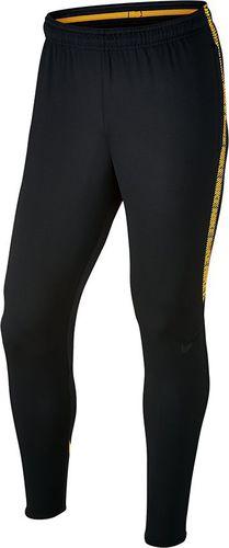 Nike Spodnie męskie Dry SQD Pant KP czarno-żółty r. M (859225 013)